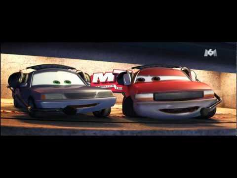 CARS - Martin se la raconte