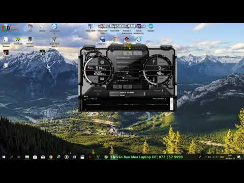 Dùng Phần Mềm Hiện Thông Số Nhiệt Độ CPU Và VGA Rời Rất Tốt Cho Máy Tính