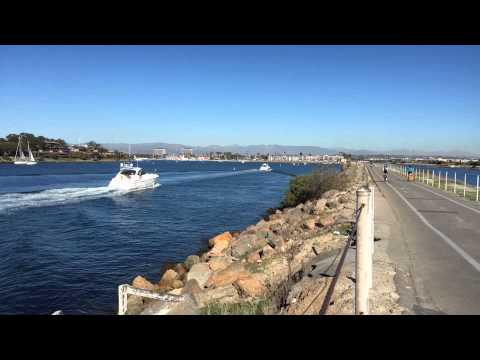 #MarinaDelRey two minutes of time lapse #SoCal #LosAngeles Awesome day biking and boating. #LiveLife