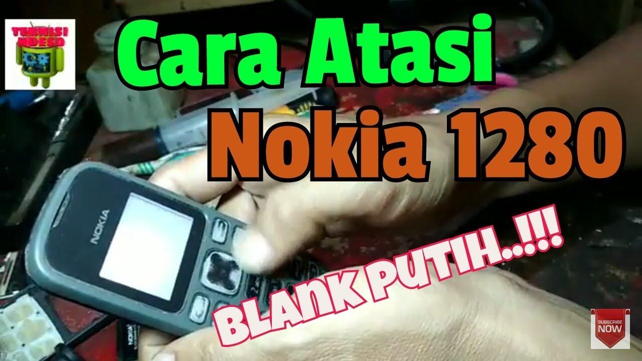 Nokia 130 Handphone Putih Daftar Harga Terkini Dan Termurah Indonesia Advan Hammer R3e Cara Perbaiki 1280 Blank White Screen