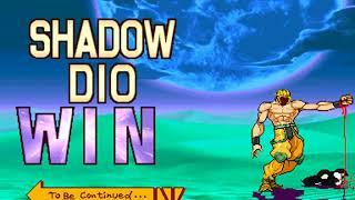 [TAS] Jojo's Bizarre Adventure: Heritage For The Future - Shadow Dio (Story Mode)