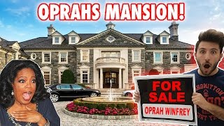 Gone Wrong! I Put Oprah Winfreys House Up For Sale!  Chased By Security Ps4 Giveaway Winner!