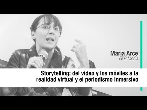 Storytelling: del video y los móviles a la realidad virtual y el periodismo inmersivo