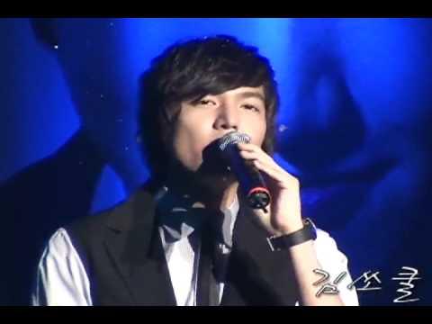 091215 Lee Min Ho @ Taiwan Minoz Fanmeeting _singing Kkotboda Namja.flv