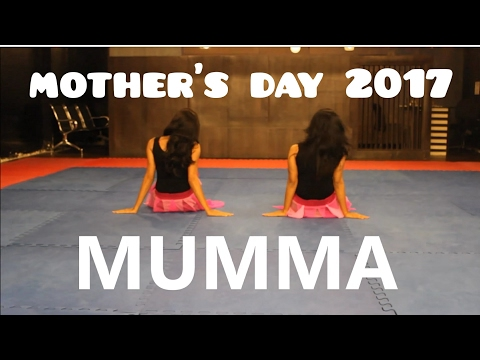 MOTHER'S DAY 2017/ MUMMA/meri maa pyari ma/ CONTEMPORARY/ DANCE FOR KIDS/ RITU'S DANCE STUDIO