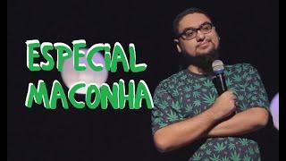 O dia que fumei maconha - Feat. Thiago Ventura - 4 Amigos - Stand Up Comedy