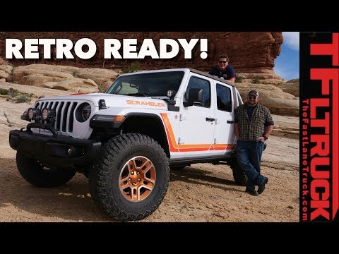 The Jeep Scrambler Pickup Is Back AND It Can Be Yours. Find Out How!