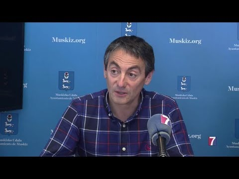 """Un """"coach"""" para las asociaciones de Muskiz."""