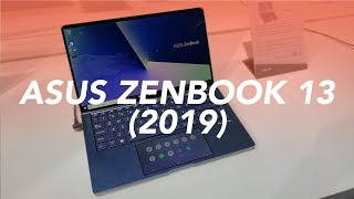 ASUS ZenBook 13 (2019) Impressions: ScreenPad on a Compact 13-inch Body!