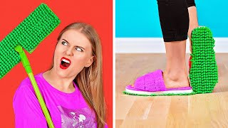 IF MOM IS MAD ON YOU DIY HOME HACK AND TRICKS || Back to School Funny Pranks by 123 GO! SCHOOL
