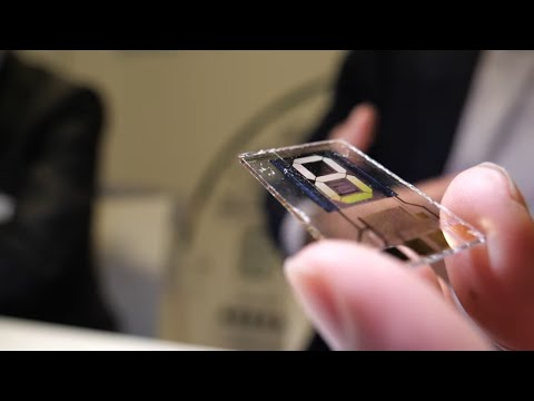 imec Organic TFT (OTFT) next generation of organic thin-film transistor