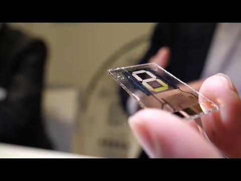 Imec Organic TFT (OTFT) Next Generation Of Organic Thin-film Transistor