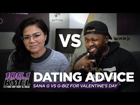 Valentine's Day Dating Advice w/ the Sana G Morning Show