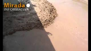 Rio Ameca incrementa caudal por Huracan Patricia
