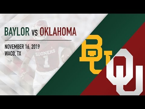 OU Highlights Vs Baylor (11/16/2019)