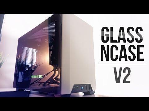 NCASE M1 - Tempered Glass Mod V2!