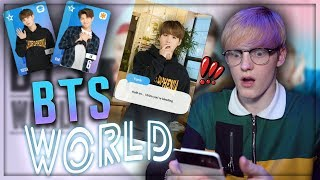 Download lagu playing BTS WORLD Part 1! (THIS IS AMAZING)