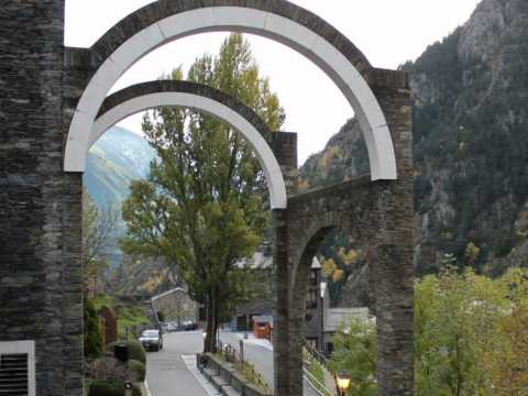 Andorra , Canillo , Monasterio de Meritxell