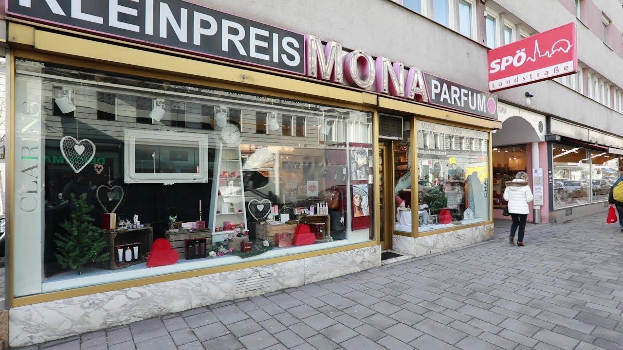e151b1004efa97 Parfümerie Mona in Wien - Markendüfte, Naturkosmetik und mehr - YouTube
