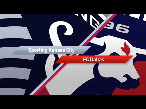 HIGHLIGHTS: Sporting KC vs. FC Dallas | March 11, 2017