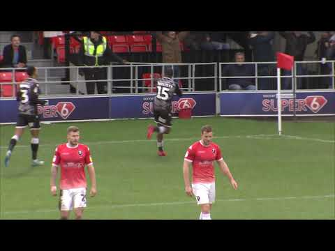 Salford Colchester Goals And Highlights