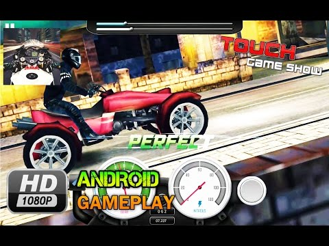 Top Bike: Racing & Moto Drag || Android GamePlay (Trailer) 1080p HD