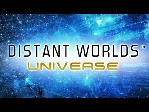 Distant Worlds: Universe. Фракция: Kiadian. Партия 1.