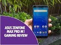 Asus Zenfone Max Pro M1 Gaming Review and Heating Test with Battery Drain