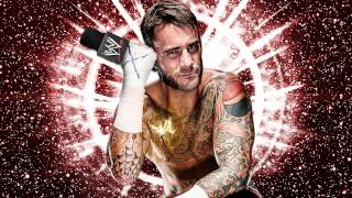 2011-2014: CM Punk 2nd WWE Theme Song - Cult Of Personality [ᵀᴱ¹ + ᴴᴰ]