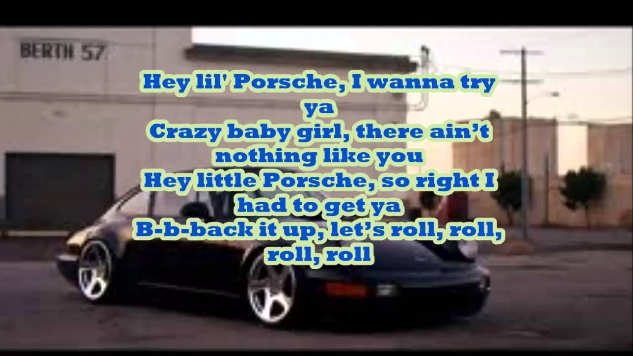 Nelly Hey Porsche Lyrics on Screen - YouTube