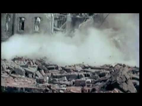 1958, Москва, Таганская тюрьма разрушенна, редкие кадры кинохроники.