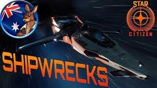 Star Citizen: Shipwrecks
