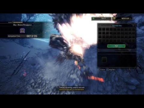 Monster Hunter World: Iceborne - Lost Footage |