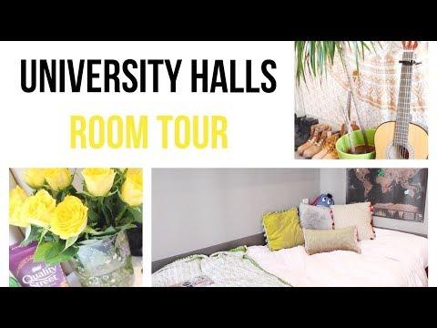 University Halls Room Tour / Unite Students Causeway View Aberdeen | HollieDollie