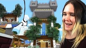 UUSIN taloni ja siitä tuli HUIKEA! *JOULU SPESSU*  | Pelataan Minecraft #53