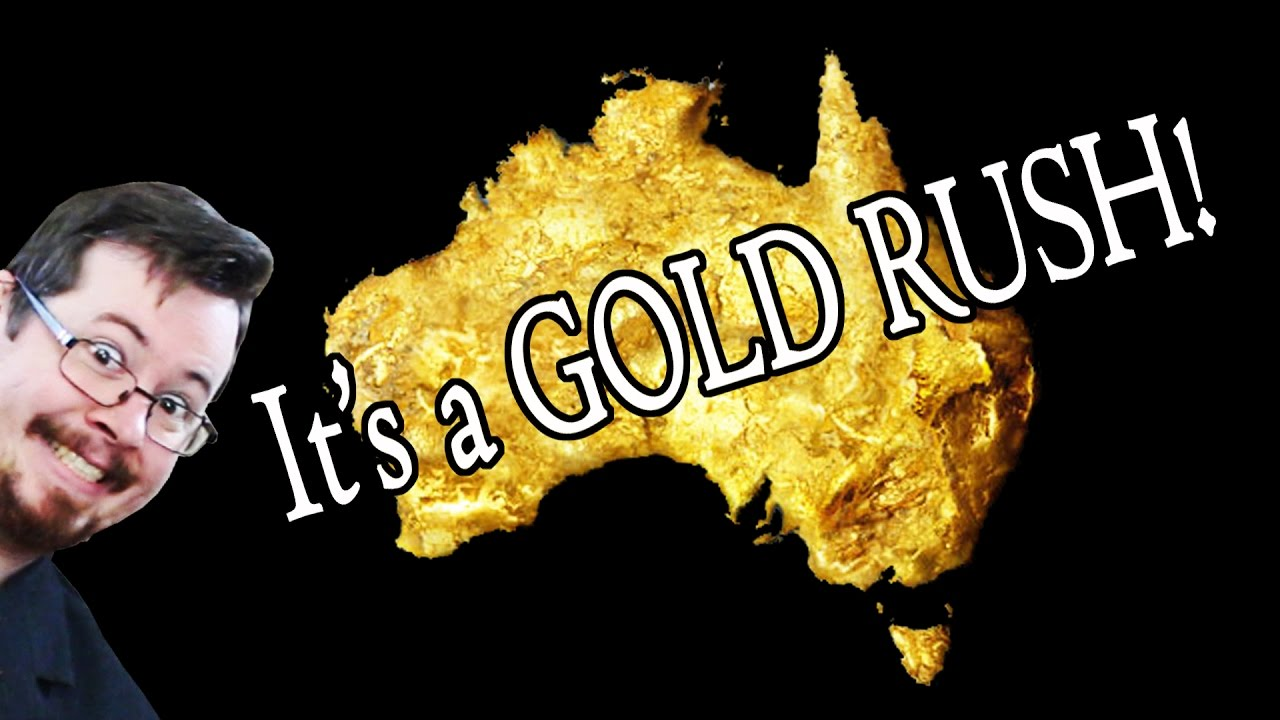 benefits of the australian gold rush Western australia is experiencing a new gold rush, but it has nothing to do with  precious metals it's liquid gold — honey sourced from the.