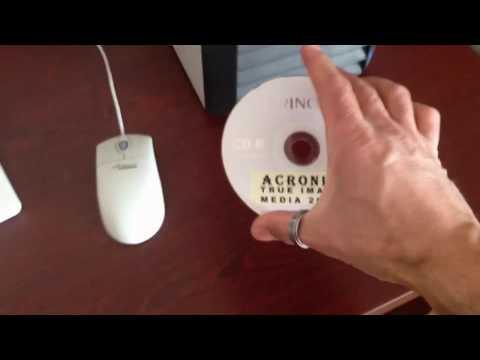 Acronis True Image 2013 Recovery... yedek dosyasını geri yükleme nasıl yapılır