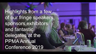 PPMA Conference 2019 Highlights part 2