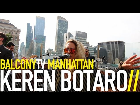 KEREN BOTARO - THE ONLY ONE (BalconyTV)