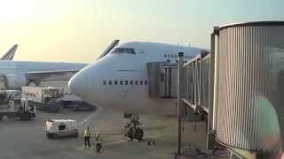 Air France Boeing 747 Flight BOS-CDG