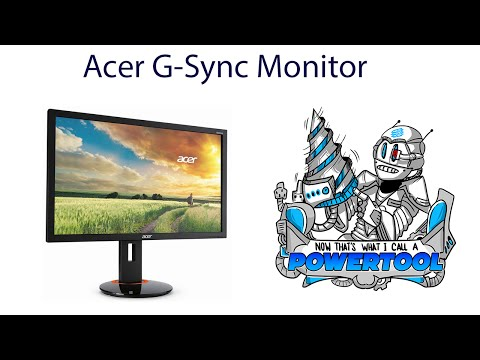 Acer XB240H G-Sync Gaming Monitor