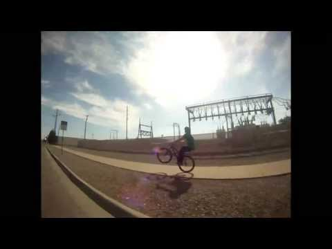 Jason Hudson MTB Street Skatepark Dirt and Trail Riding Mix.