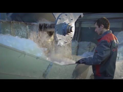 LDPE film recycling (post-consumer) - How does it work?