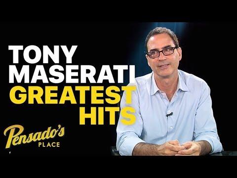 Greatest Hits featuring Grammy Award Winning Tony Maserati – Pensado's Place #346