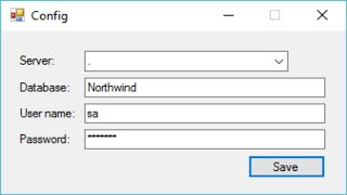 C# Tutorial - Change ConnectionString at Runtime with App.config | FoxLearn