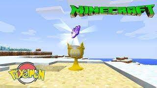 Minecraft Pixelmon+ Tập 58: Ly thần Thánh Triệu hồi Đấng Tạo Hoá