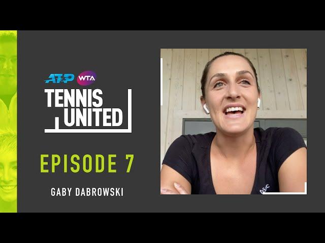 Gaby Dabrowski | Tennis United Episode 7 | Full Interview