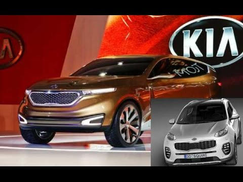 2016 Sportage Kia Review 2017 Kia Spotrage New Concept Youtube