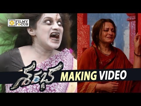 Sarabha Movie Making Video || Aakash Kumar, Mishti, Jayaprada - Filmyfocus.com