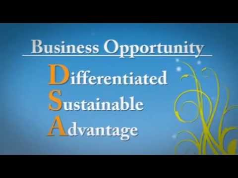 ASEA Opportunity = DSA: Different Sustainable Advantage!